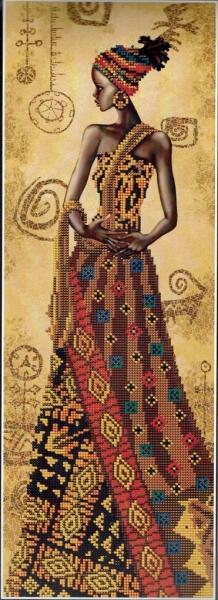 Мистериозна Африканка
