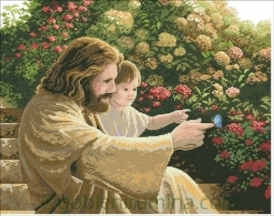 66а. ИСУС И ДЕТЕ
